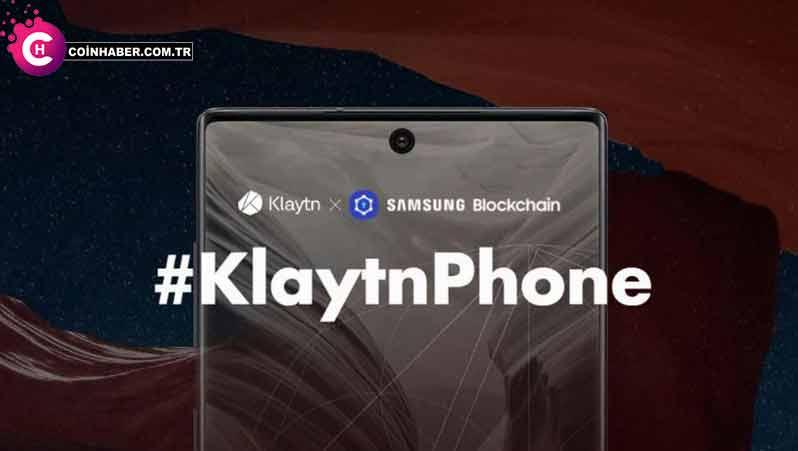 Samsung Galaxy Note10'un kripto para odaklı sürümü satışa sunuldu