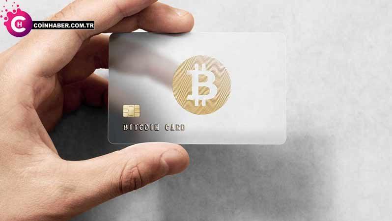 Kripto para kullanılabilen banka kartı geliyor