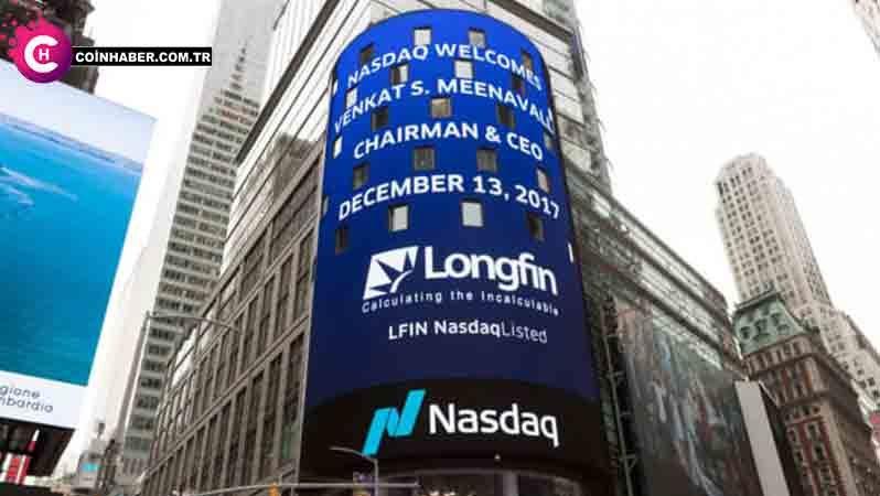 Kripto şirketi Longfin'e 6,7 milyon dolar para cezası