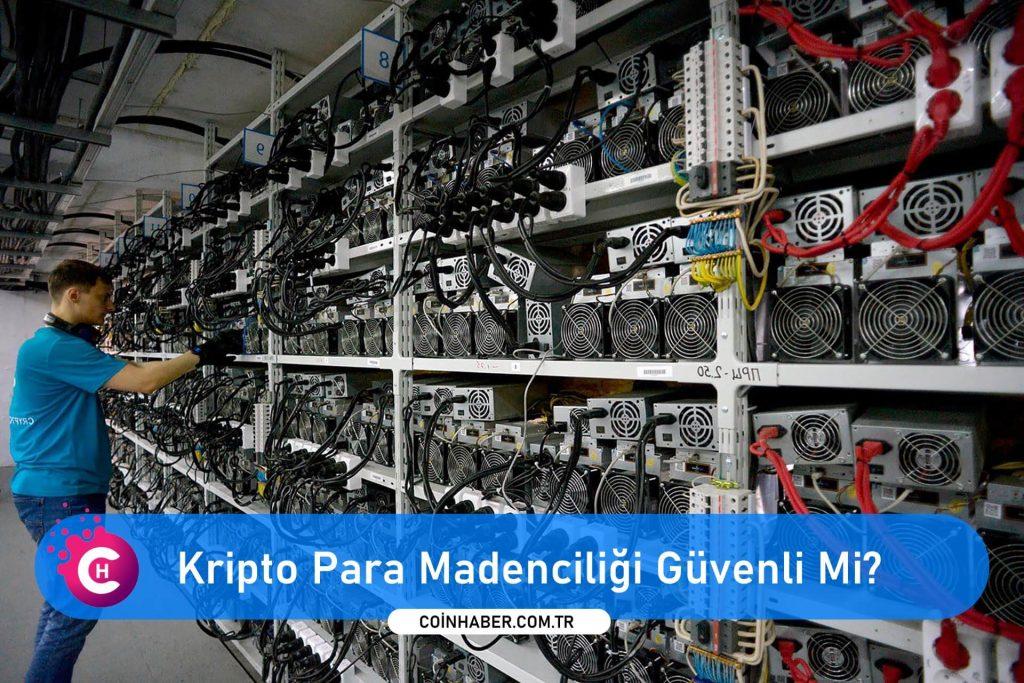 Kripto Para Madenciliği Güvenli Mi