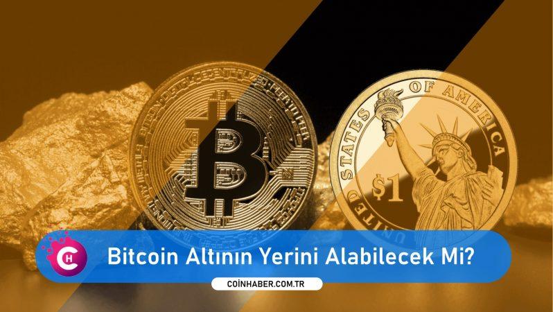 Bitcoin Altının Yerini Alabilecek mi?