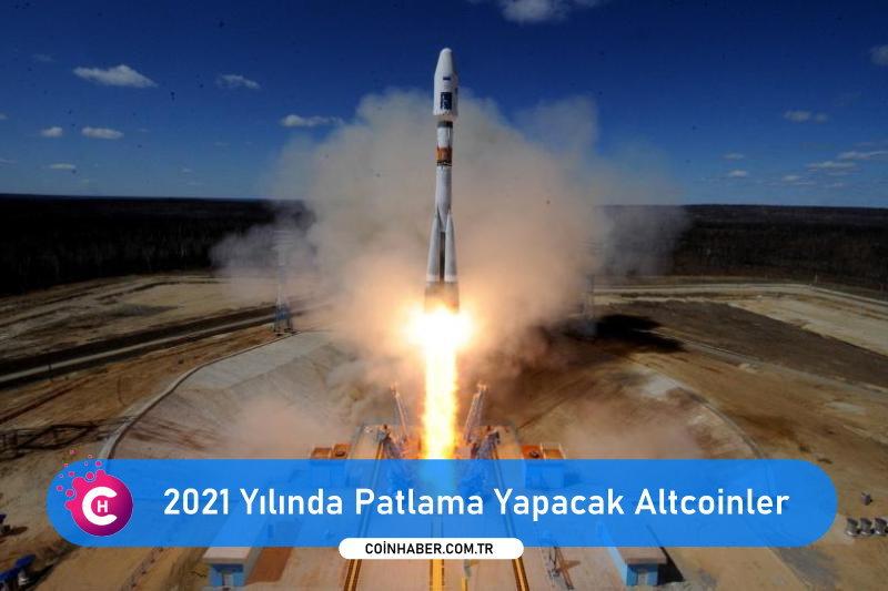 2021 Yılında Patlama Yapacak Altcoinler